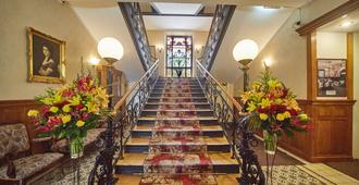 Hotel Pollera - Cracovie - Accueil