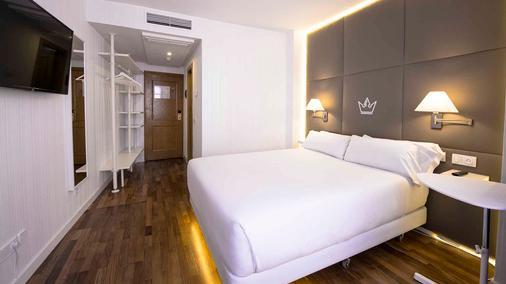 Erase un Hotel - Мадрид - Спальня