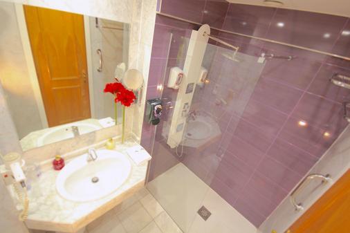Erase un Hotel - Мадрид - Ванная