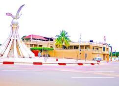 Hôtel Saint Thomas - Lomé - Vista del exterior