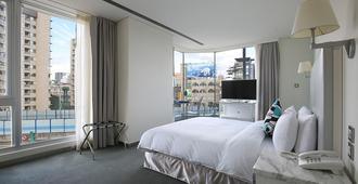 Ambience Hotel Taipei - טאיפיי - חדר שינה