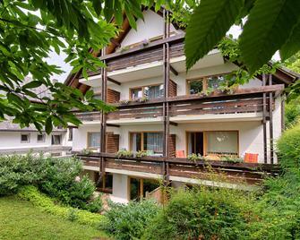 Relax Hotel Tannenhof - Badenweiler - Gebouw