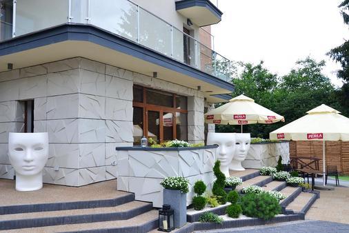 Best Hotel Agit Congress & Spa - Λούμπλιν - Κτίριο