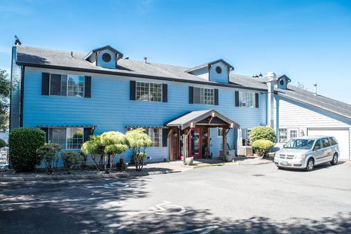 Depoe Bay Inn - Adults Only - Depoe Bay - Building