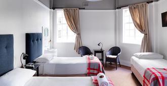 Grand Hotel - Sydney - Makuuhuone