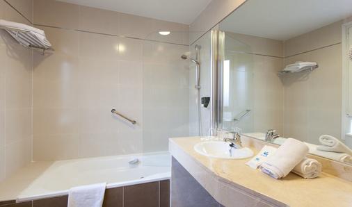 Ganivet - Madrid - Phòng tắm