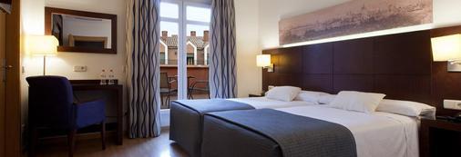 Ganivet - Madrid - Phòng ngủ