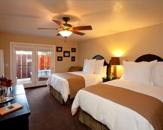 Sycamore Mineral Springs - San Luis Obispo - Bedroom