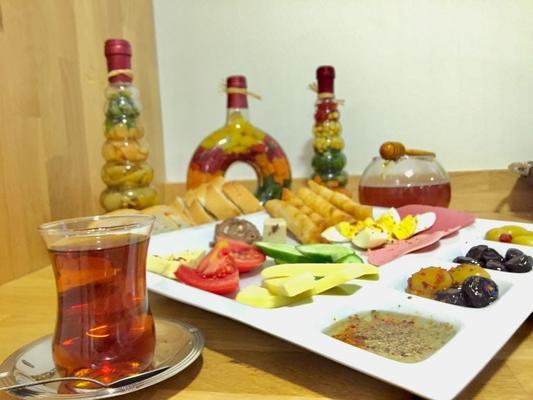 Trakya City Hotel - Αδριανούπολη - Φαγητό