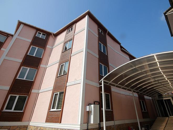 Trakya City Hotel - Αδριανούπολη - Κτίριο