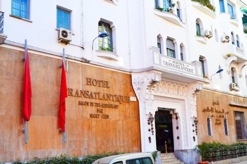 Hotel Transatlantique - Casablanca - Toà nhà