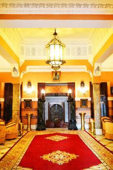 Hotel Transatlantique - Casablanca - Hành lang