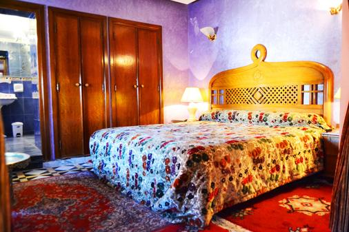 Hotel Transatlantique - Casablanca - Phòng ngủ