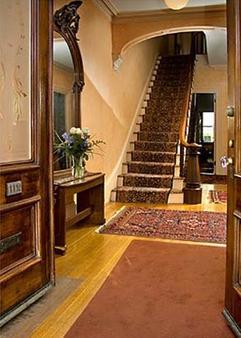 Prospect Place B&B - Cambridge - Stairs