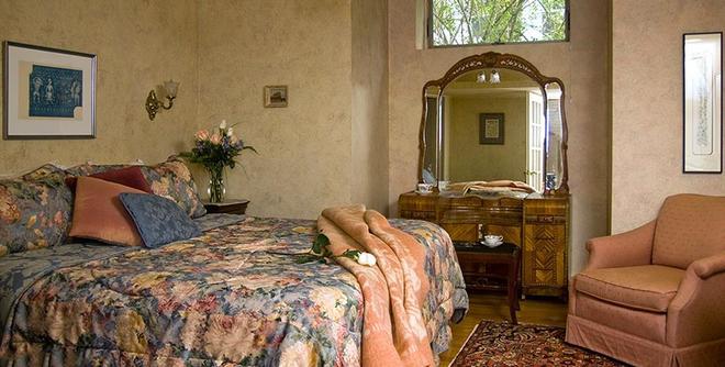 Prospect Place B&B - Cambridge - Phòng ngủ