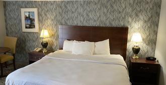 Woodwards Resort - Lincoln - Bedroom