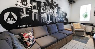 Hi Montreal Hostel - מונטריאול - סלון