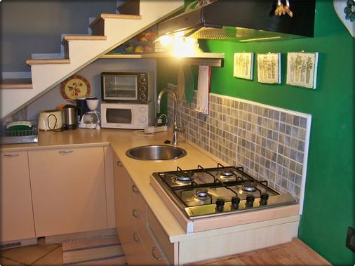 B&B La Casetta - Gattinara - Kitchen