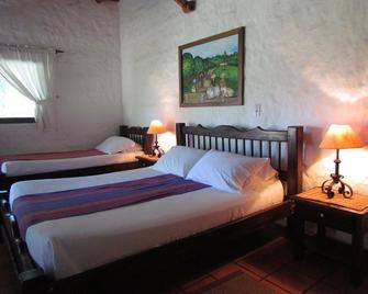Finca Hotel Santana - Монтенегро - Bedroom