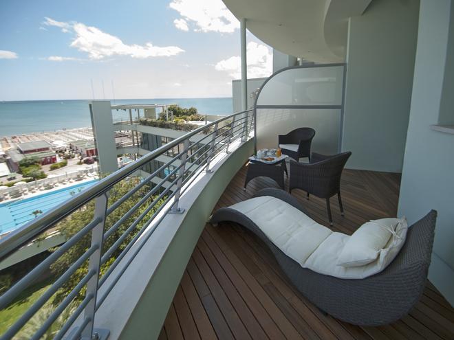 Hotel Le Palme - Premier Resort - Cervia - Parveke