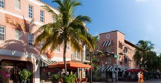 The Clay Hotel - Miami Beach - Bâtiment