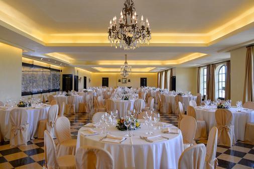 La Bagnaia Golf & Spa Resort Siena, Curio Collection - Siena - Sảnh yến tiệc