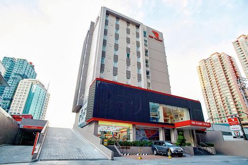 Red Planet Amorsolo - Manila - Toà nhà
