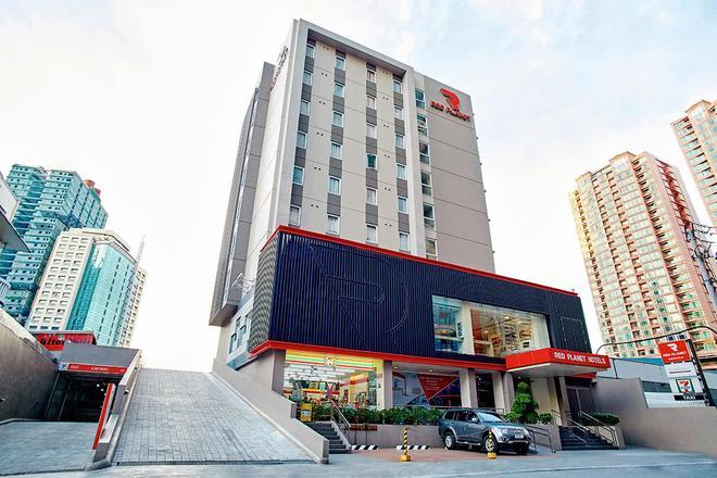 Red Planet Amorsolo - Manila - Edificio