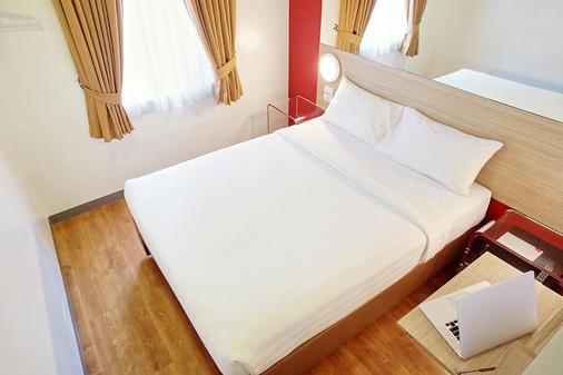 Red Planet Amorsolo - Manila - Phòng ngủ