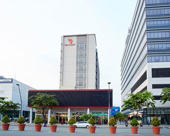 Red Planet Manila Aseana City - Parañaque - Gebouw