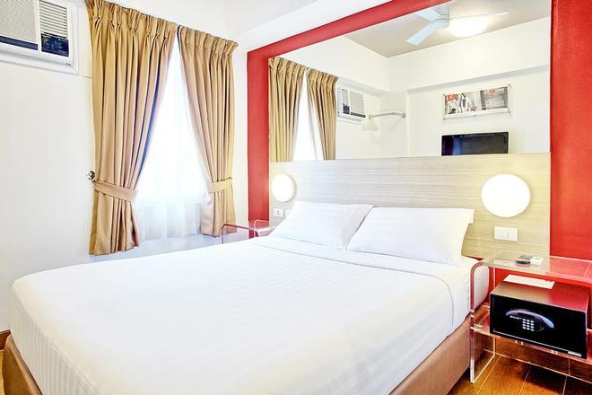 Red Planet Makati, Manila - Makati - Bedroom
