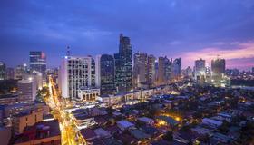 Red Planet Manila Makati - Makati - Vista del exterior