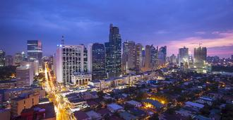 Red Planet Manila Makati - מאקאטי סיטי - נוף חיצוני