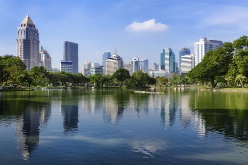 Red Planet Bangkok Surawong - Bangkok - Näkymät ulkona