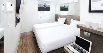 Red Planet Manila Binondo - מנילה - חדר שינה