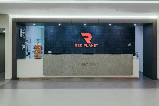 Red Planet Manila Binondo - Manila - Front desk