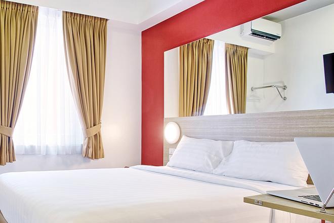 Red Planet Manila Ortigas - Manila - Bedroom