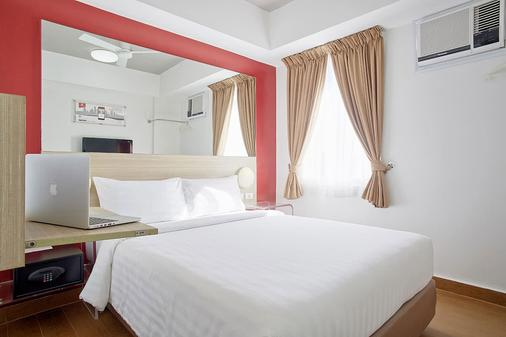 Red Planet Timog Avenue, Quezon City, Manila - Quezon City - Κρεβατοκάμαρα