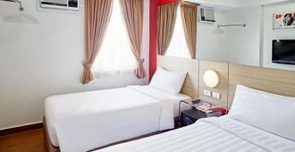 Red Planet Quezon Timog - Quezon City - Κρεβατοκάμαρα