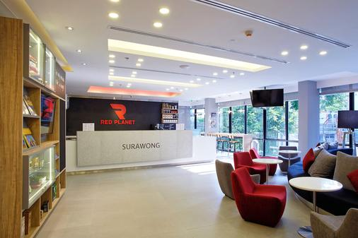 Red Planet Bangkok Surawong - Bangkok - Front desk