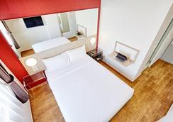 Red Planet Phuket Patong - Patong - Bedroom