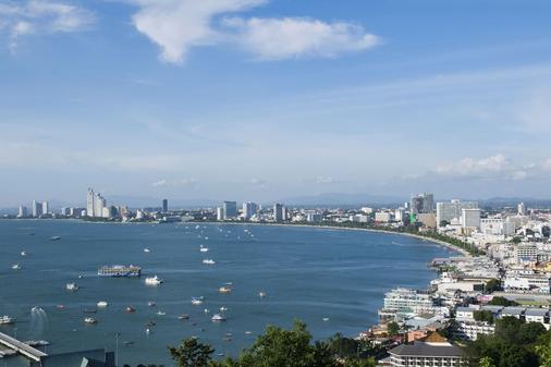 Red Planet Pattaya - Πατάγια - Θέα στην ύπαιθρο