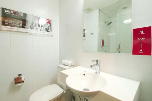 Red Planet Cebu - Cebu City - Μπάνιο