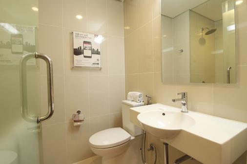 Red Planet Davao - Thành phố Davao - Phòng tắm
