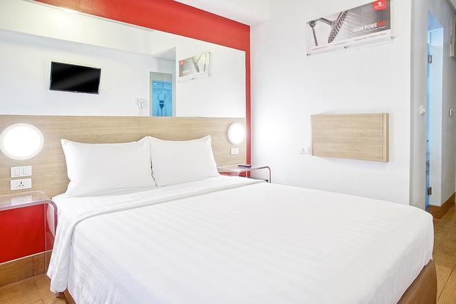 Red Planet Angeles City - Angeles City - Bedroom