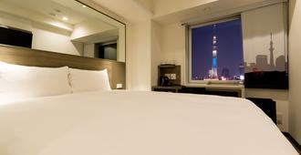 Red Planet Tokyo Asakusa - טוקיו - חדר שינה