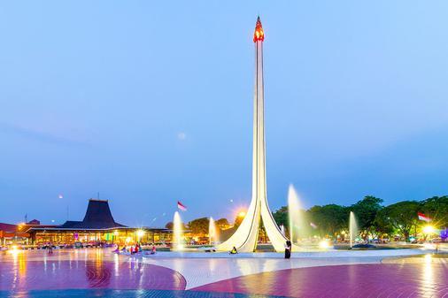 Red Planet Jakarta Pasar Baru - Jakarta - Atrações