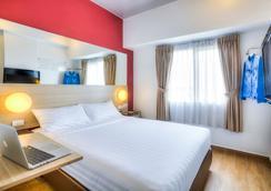 貝克西紅色星球旅館 - 貝卡西 - 貝克西 - 臥室