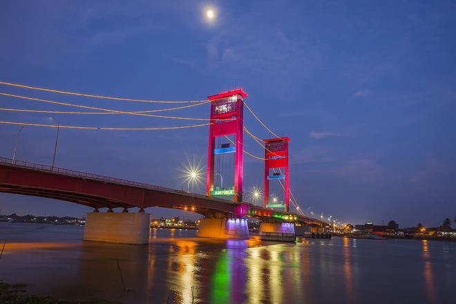 Tune Hotel Palembang - 巨港 - 巨港 - 景點