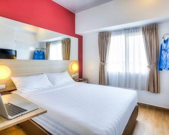 Red Planet Pekanbaru - Pekanbaru - Bedroom